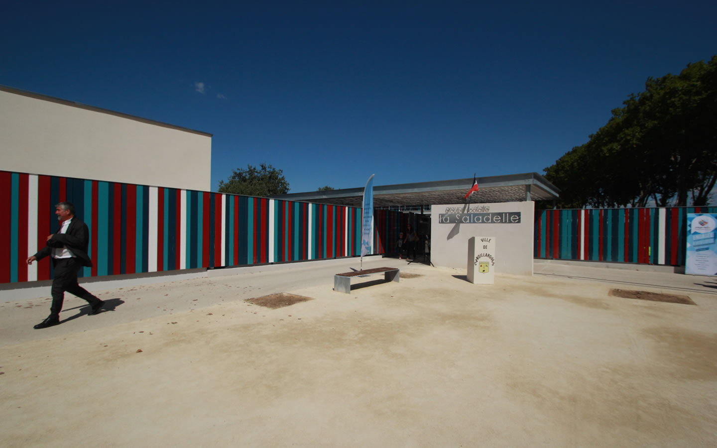 Groupe Scolaire - Candillargues (34) #01