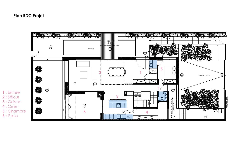 Maison V. #09