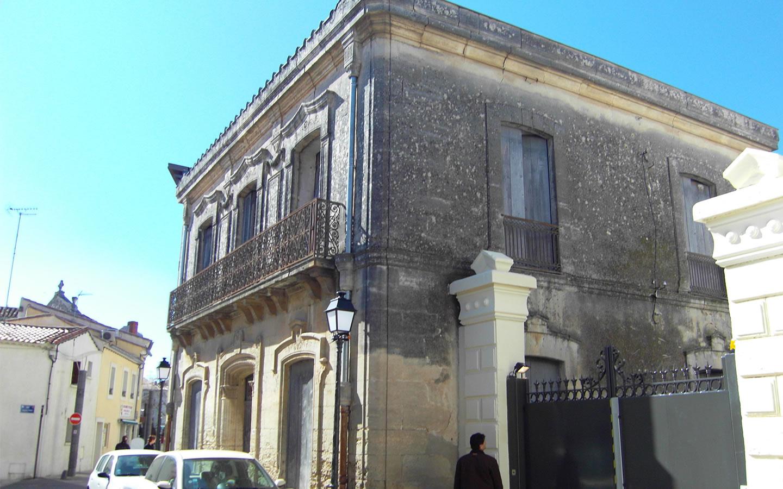 Mairie de Maugio (34) #08